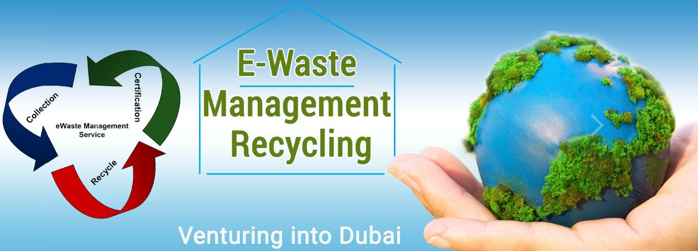 Work of Recycling Companies in Dubai