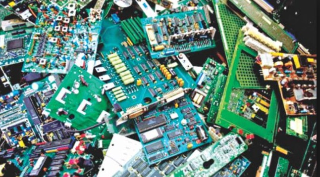What's electronic waste?
