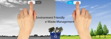 Services of Electronic recycling companies