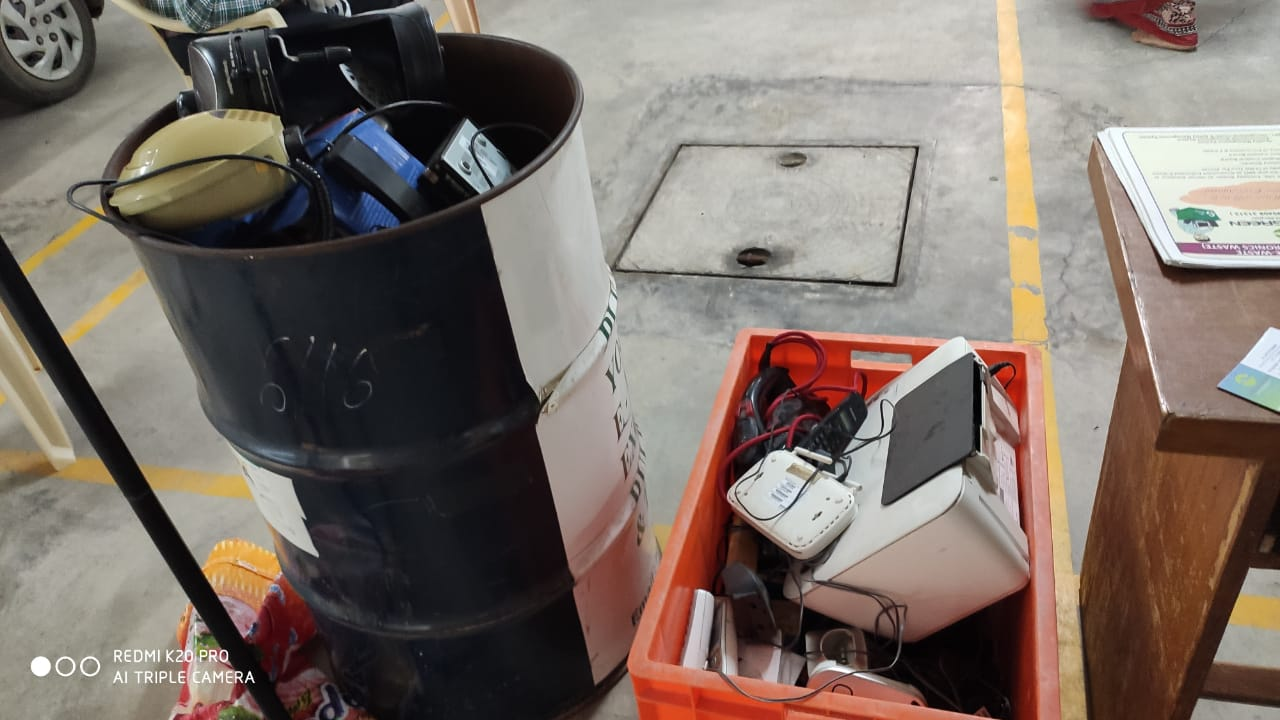 Electronic Waste Recycling in Dubai